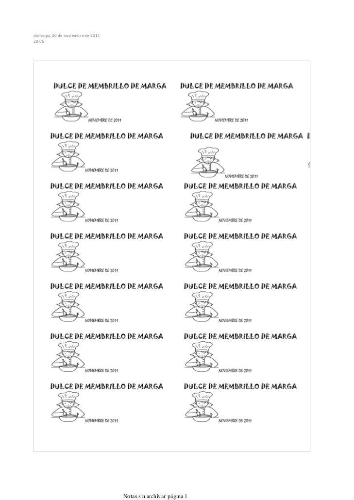 domingo, 20 de noviembre de 201120:06                                   Notas sin archivar página 1