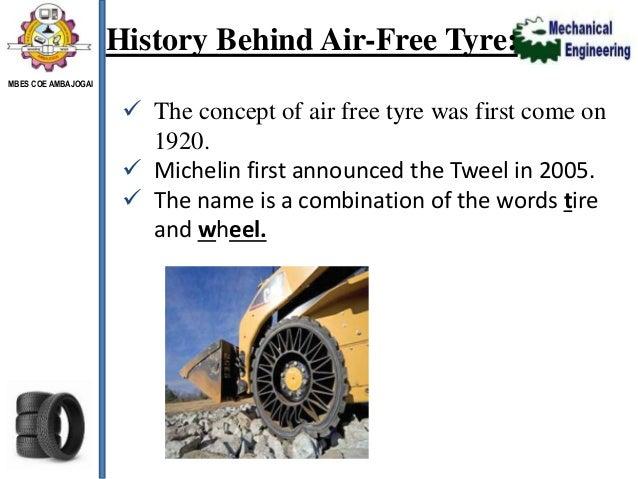 air free tires or air less tires