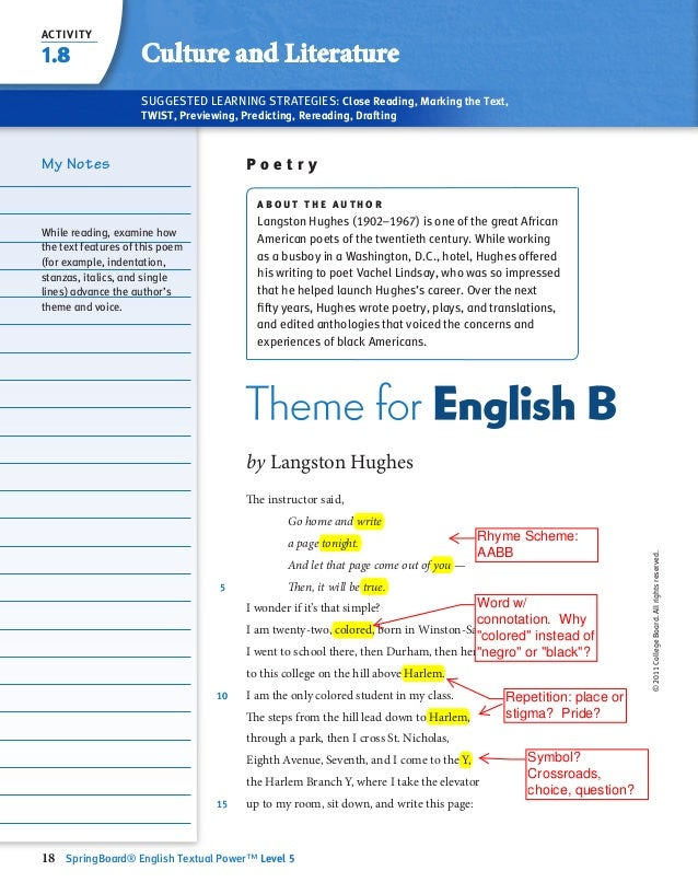 theme for english b essay topics  mistyhamel theme for english b essay research paper three