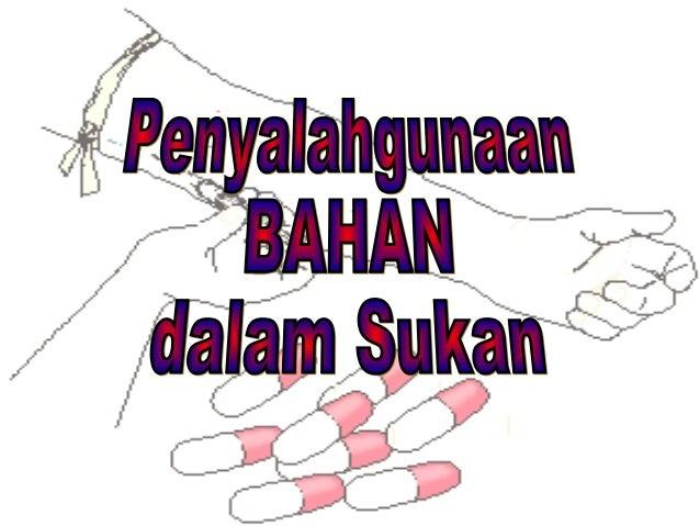 • Penyalahgunaan bahan - merujuk  kepada penggunaan dadah.• Terdiri daripada:  – Alkohol  – Tembakau  – Kokain  – marijuan...
