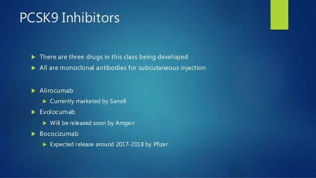 pcsk9 inhibitors pp