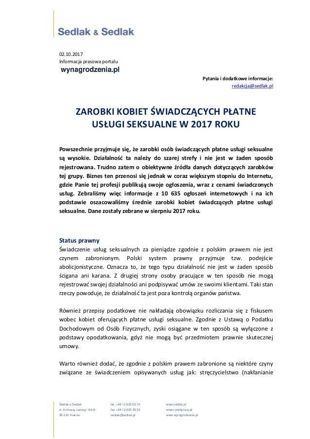 Sedlak & Sedlak tel. +48 12 625 59 10 www.sedlak.pl ul. Królowej Jadwigi 189 B fax +48 12 625 59 20 www.rynekpracy.pl 30-2...