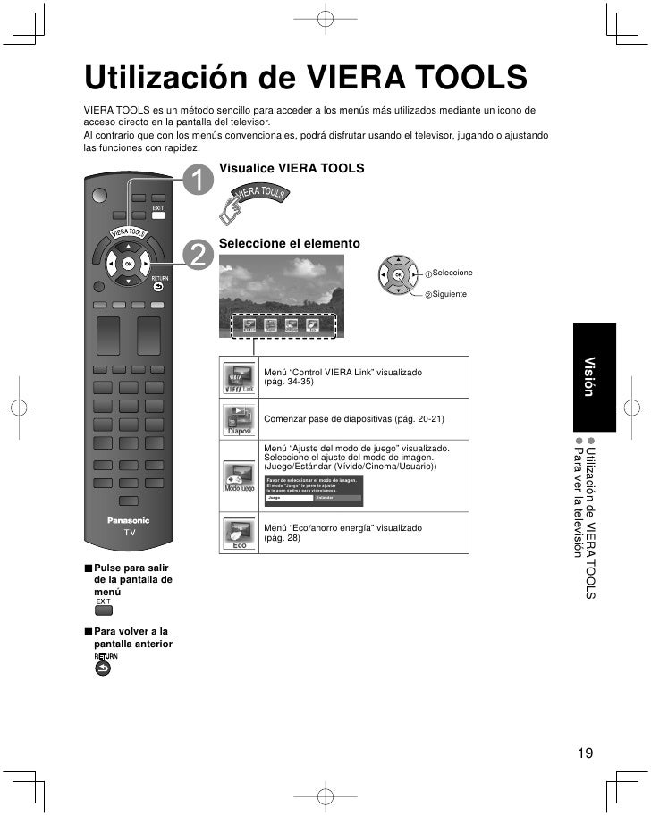 56495472 tc26 lx14 manual televisor panasonic lcd rh es slideshare net Manual De Usuario Icono Portada Manual De Usuario