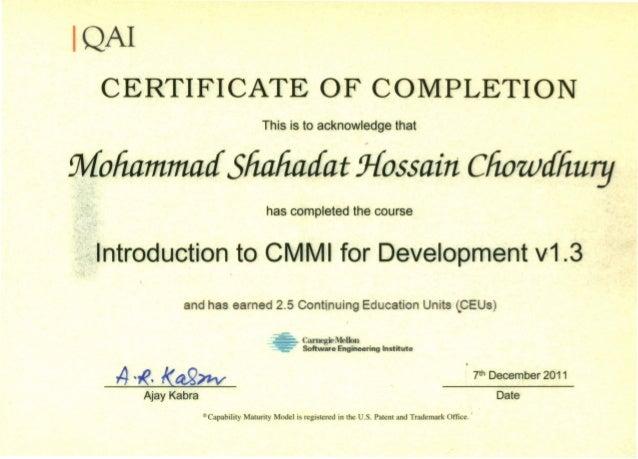 8.QAI-CMMI Dev-V1.3