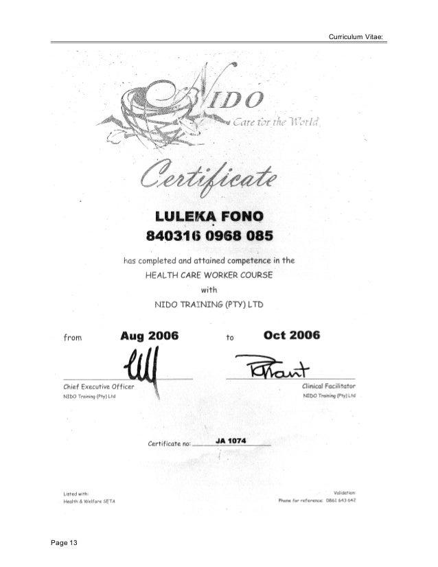 luleka personal details  222