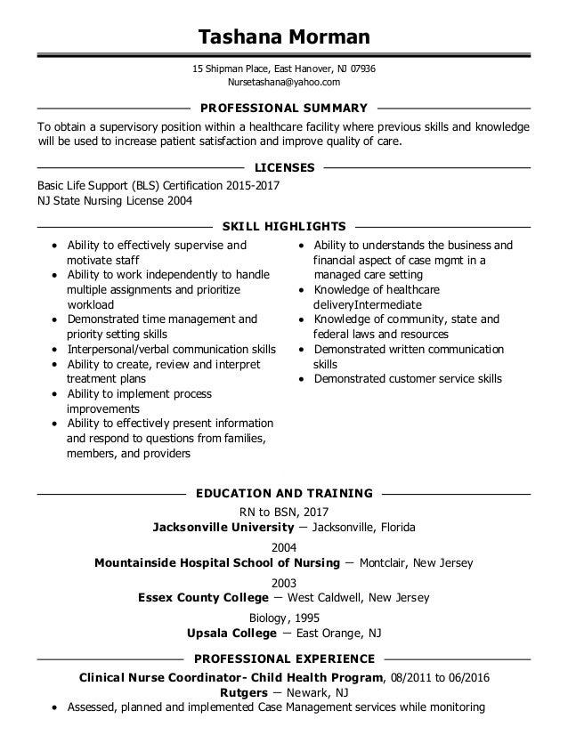 tashana morman resume 1