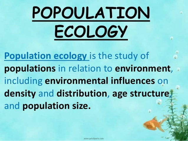 what influences population distribution