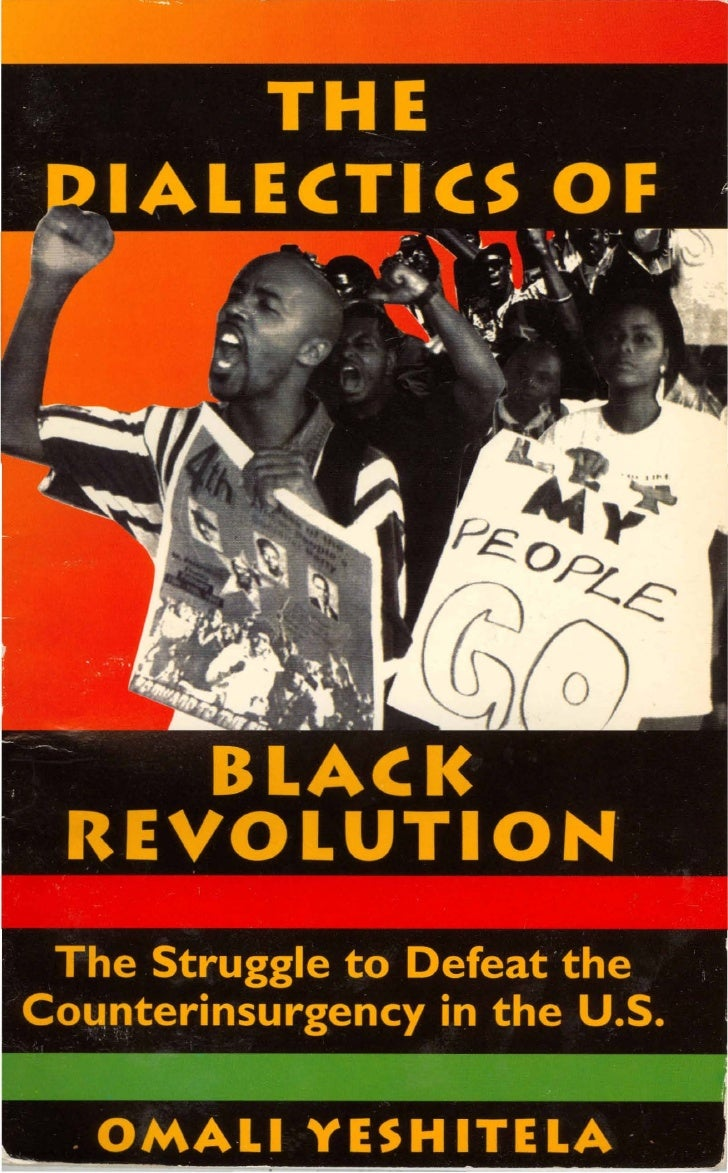 """Inlroduclion 10 Ihe Second Edition   """"The Dialectics of Black Revolution: The Struggle to Defeat theCounterinsurgency in t..."""