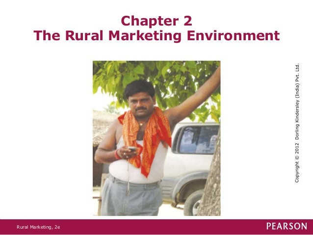 Rural Marketing, 2e Chapter 2 The Rural Marketing Environment