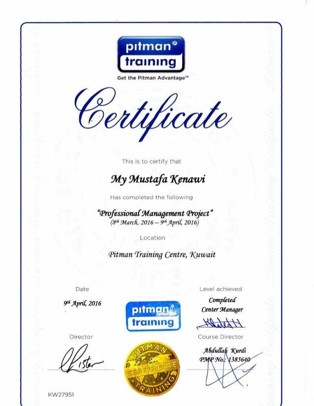 Pmp Certificatepdf