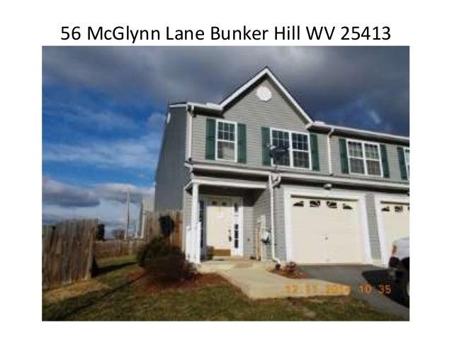 56 McGlynn Lane Bunker Hill WV 25413