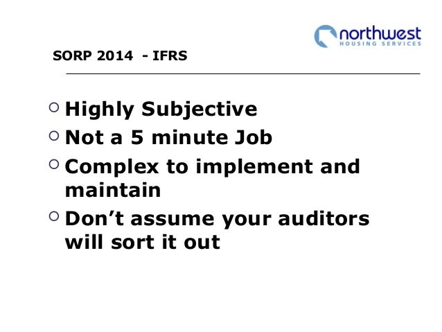 Financial Reporting Standard 102 and SORP 2014