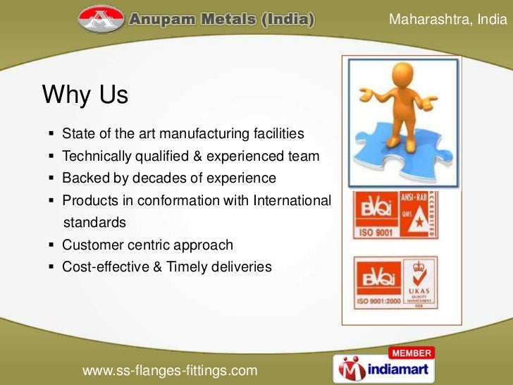 Maharashtra, IndiaWhy Us State of the art manufacturing facilities Technically qualified & experienced team Backed by d...