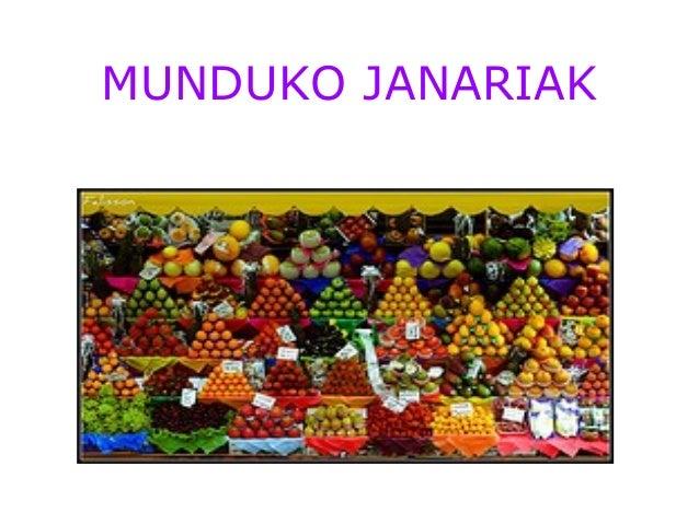 MUNDUKO JANARIAK