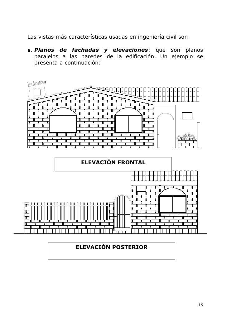 57590915 lectura de planos y metrados en edificaciones for Planos ingenieria civil