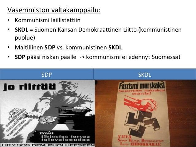 Suomen Kansan Demokraattinen Liitto