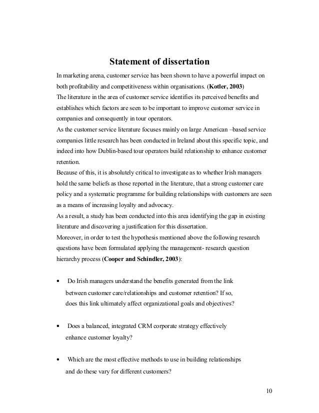 Argumentation directe indirecte dissertation
