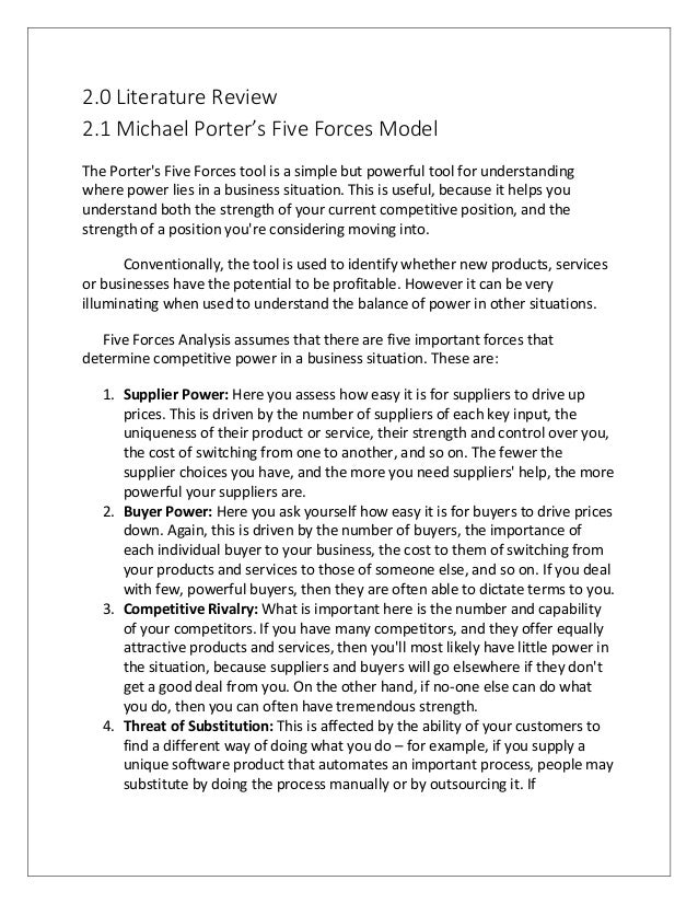 business process outsourcing porter 5 forces model