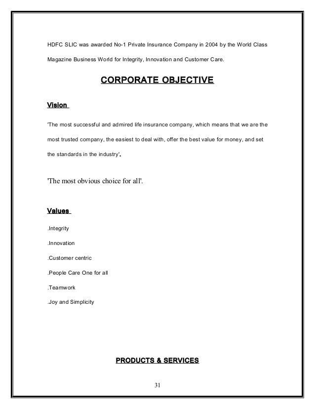 organizational structure of hdfc standard life insurance company The organizational chart of hdfc standard life displays its 28 main executives including amitabh chaudhry, vibha padalkar and sanjeev kapur.