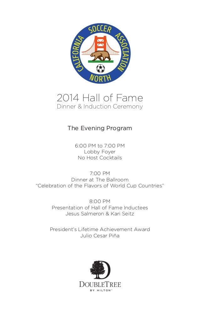 CSAN Hall of Fame 2014