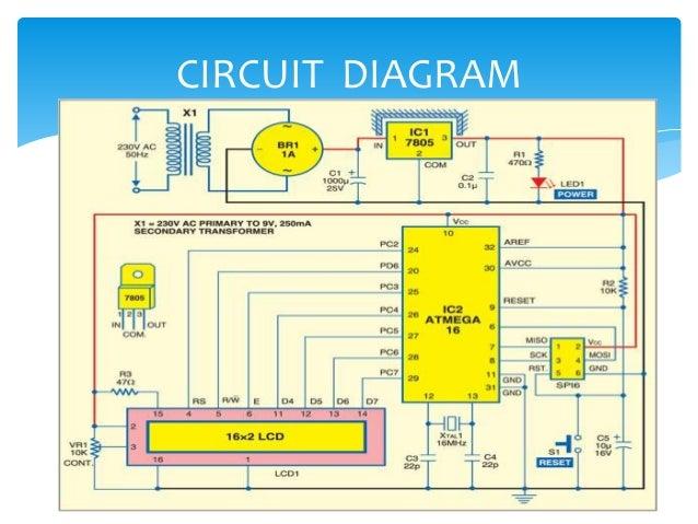 Mini Project Circuit Diagram | Mini Project