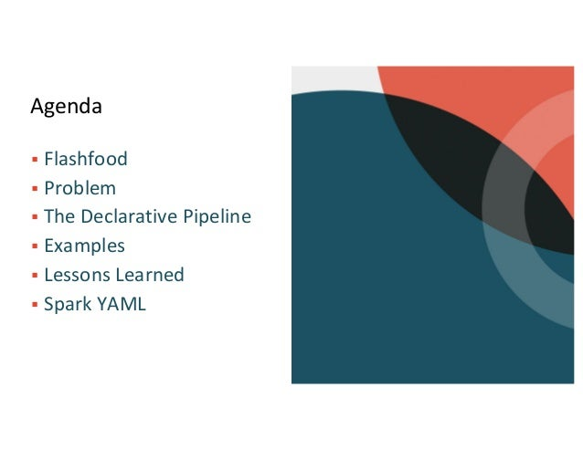 Code Once Use Often with Declarative Data Pipelines Slide 2