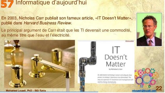 Mohamed Louadi, PhD – ISG-Tunis mlouadi@louadi.com 22Mohamed Louadi, PhD – ISG-Tunis mlouadi@louadi.com 22Mohamed Louadi, ...
