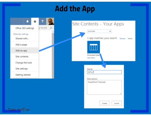 SharePoint Lesson #57: Promoted Links