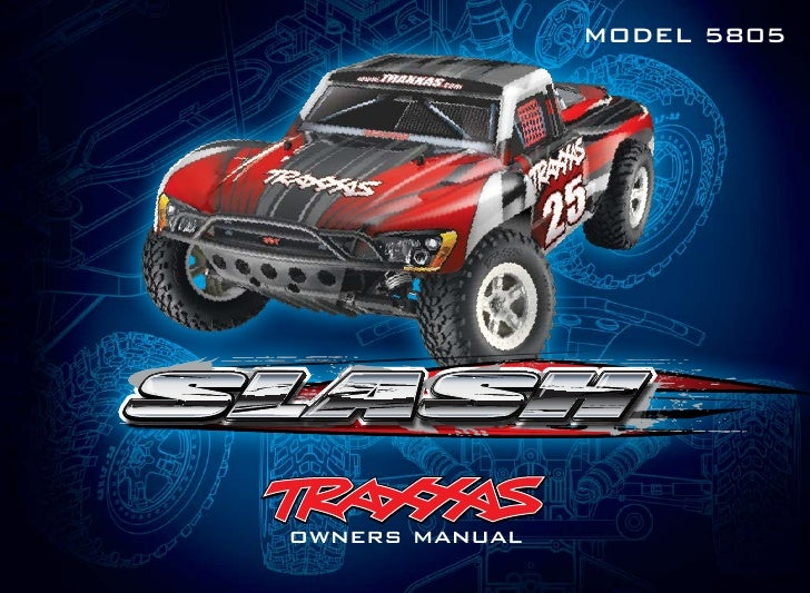 MODEL 5805     owners manual
