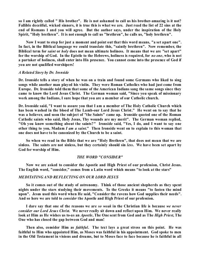 58097065 hebrews-3-commentary