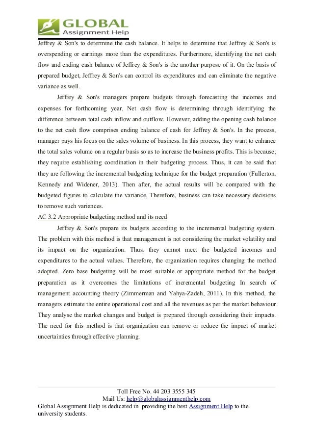 History of accounting essay