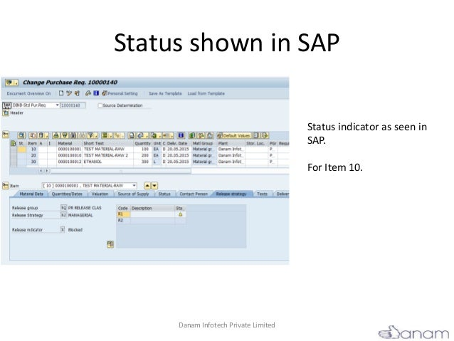 Approval SAPUI5 Applications for Purchase Order and Purchase