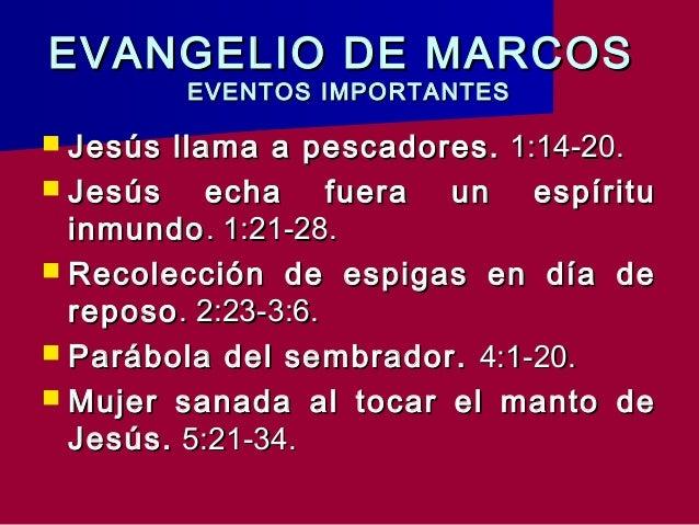 58192040 los-evangelios-resumen-y-cuadro-comparativos