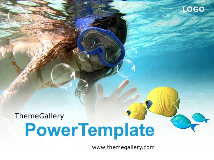 www.themegallery.com PowerTemplate ThemeGallery