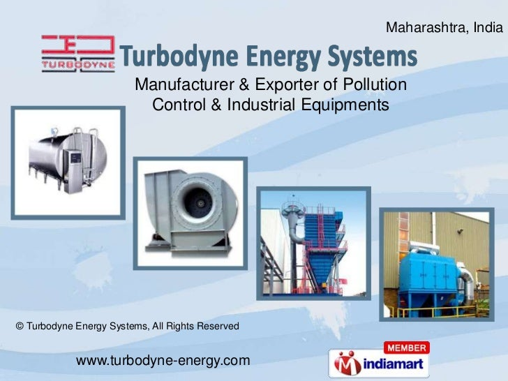 Maharashtra, India                        Manufacturer & Exporter of Pollution                         Control & Industria...