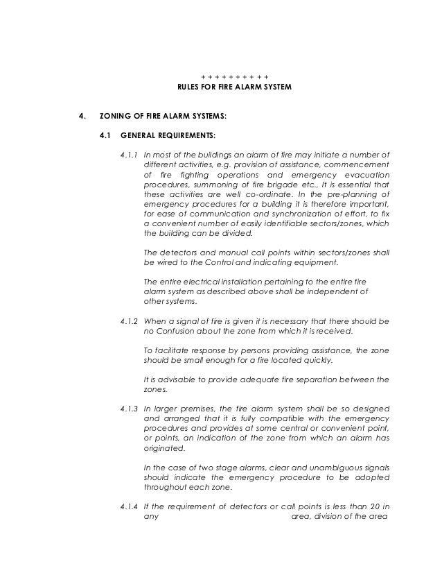 tac fire alarm rules 1 rh slideshare net Tariff of 1816 Tariff of 1824