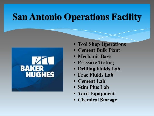 Wireline Field Operator 1 El Reno Ok: Baker Hughes Powerpoint Presentation
