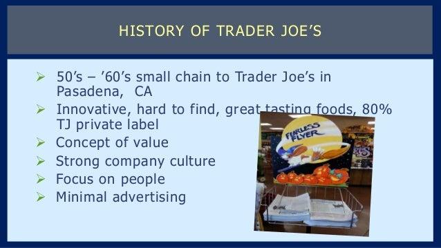 Trader Joe\'s Social Media Campaign