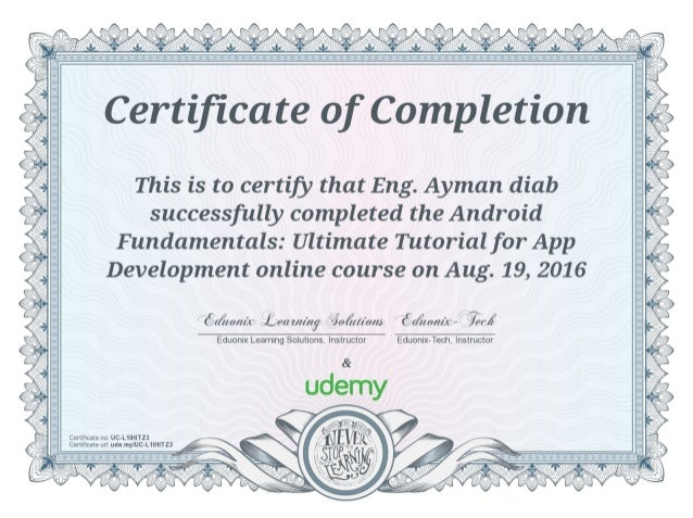 Android Fundamentals Ultimate Tutorial for App Development