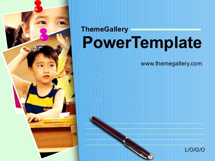 PowerTemplate www.themegallery.com ThemeGallery