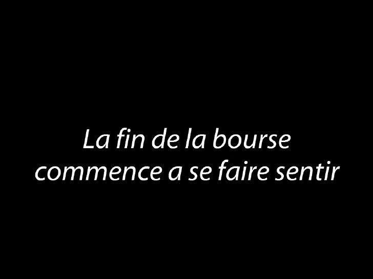 Bourse Du Dimanche 18 mai 2008 Suite