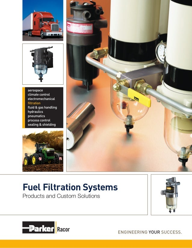 Fuel Filtration Systems Products and Custom Solutions