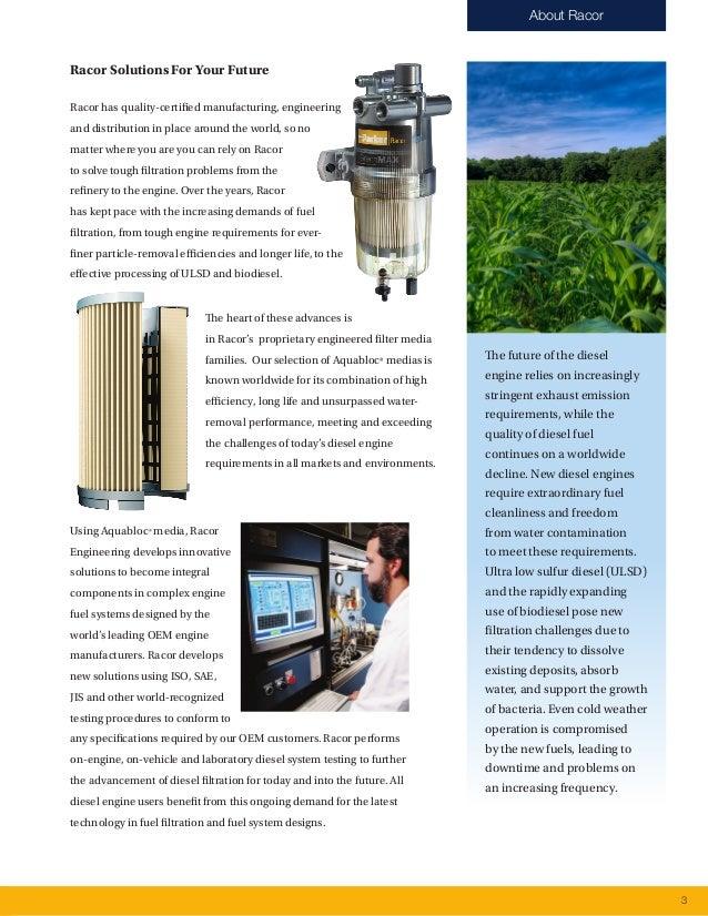 Racor Fuel Filtration - Fuel Filtration Products-7529 Slide 3