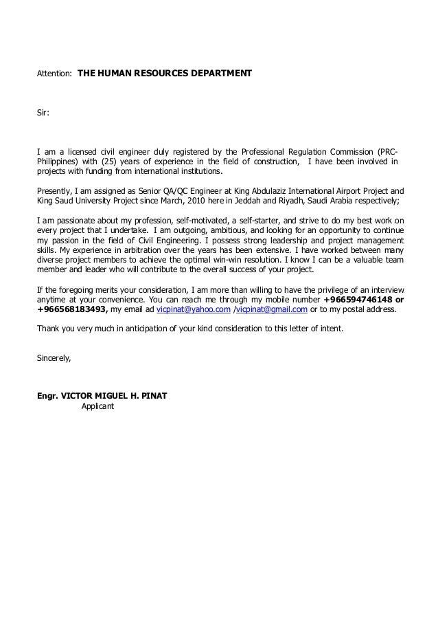 application letter for kalahi