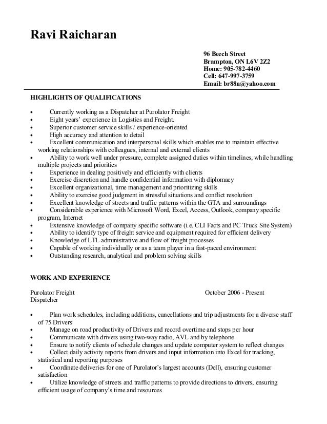 Resume And Cover Letter 01 16 15