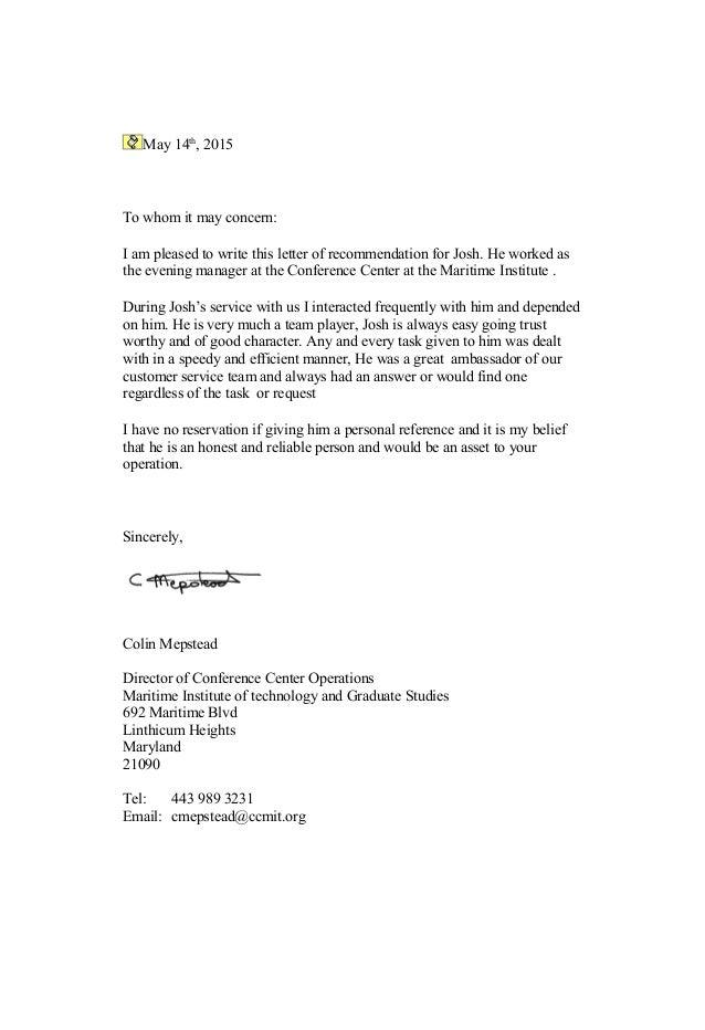 Mr Full Name Letter