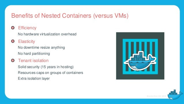 Dockercon Eu 2015 Nesting Containers Real Life Observations