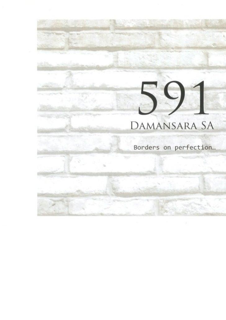 591  Damansara  S A  Presentation