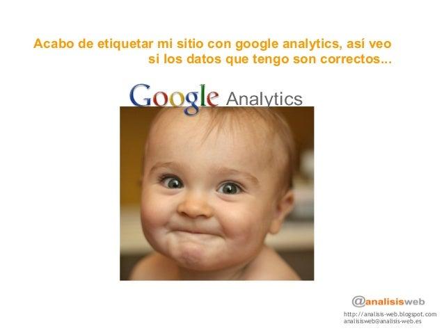 http://analisis-web.blogspot.com analisisweb@analisis-web.es Acabo de etiquetar mi sitio con google analytics, así veo si ...