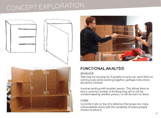Interactive Furniture Design